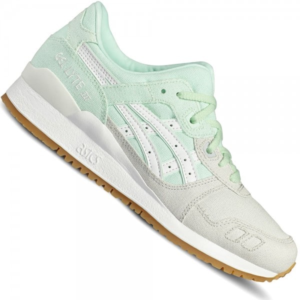 Asics Tiger Gel-Lyte III Damen-Sneaker Bay/White