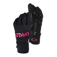 Oakley Factory Park Glove Black/Rubine
