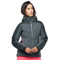 Salomon Brilliant Jacket Ebony/Black
