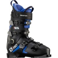 Salomon S/Pro 130 Skiboots Black/Race Blue/Red