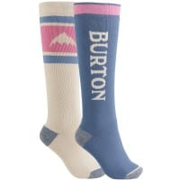 Burton Weekend Midweight 2 Pack Socken Pelican