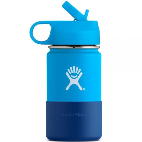 Hydro Flask 12 OZ Wide Mouth Kids Straw LID - Pacific