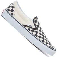 Vans Classic Slip On Unisex-Sneaker Black/White Checkerboard