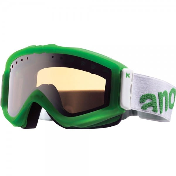 Anon Figment Snowboardbrille Limefish/Silver Amber