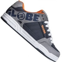 Globe Tilt - Grey Navy Orange