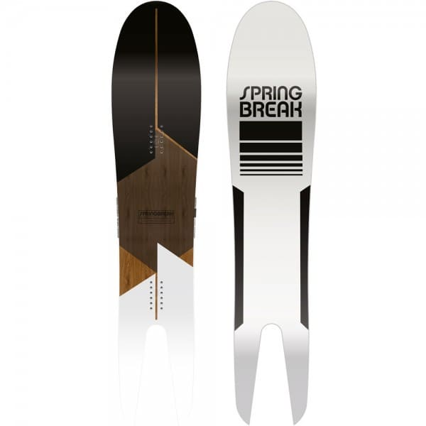 Capita X Spring Break Night Hawk Snowboard 2020
