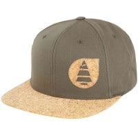 Picture Narrow Cap Dark Army Green