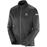 Salomon Agile Wind Jacket Herren-Windjacke Black
