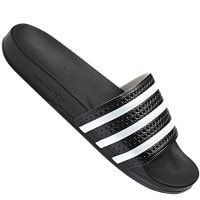adidas Originals Adilette Slipper Black/White