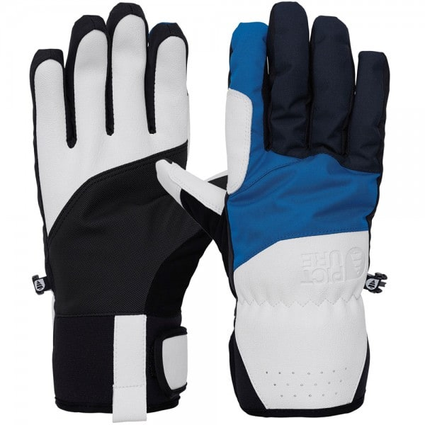 Picture Malt Gloves Herren-Funktionshandschuhe Blue/Dark Blue