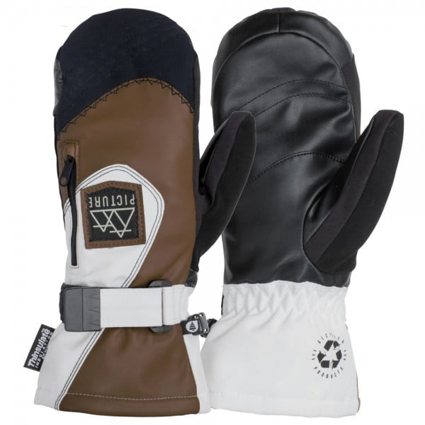 Picture Anna Gloves Damen-Snowboardhandschuhe Dark Blue/White