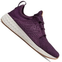 New Balance Fresh Foam Cruz Damen-Laufschuhe Burgundy