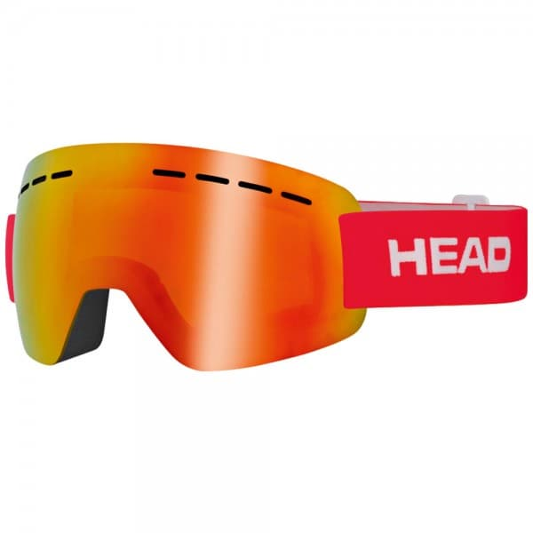 Head Solar FMR Red/Brown