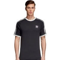 adidas Originals 3 Stripes Tee Herren-Shirt Black