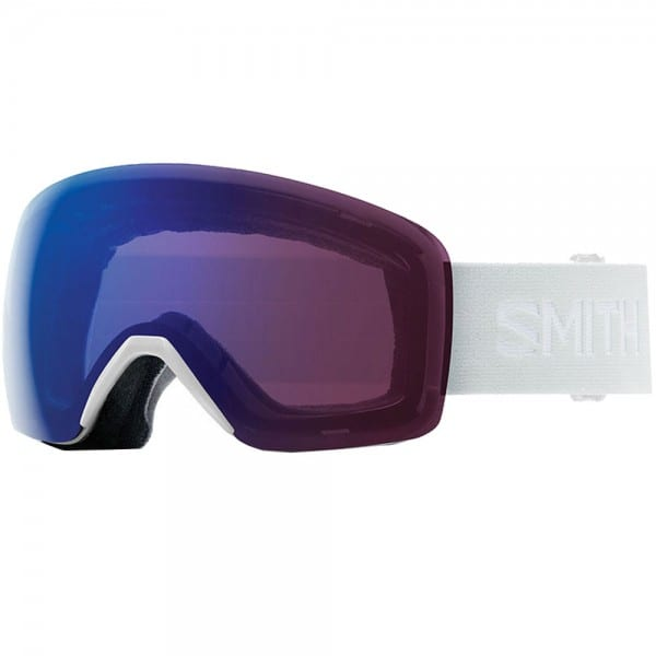 Smith Skyline White Vapor/Chromapop Photochromic Rose Flash