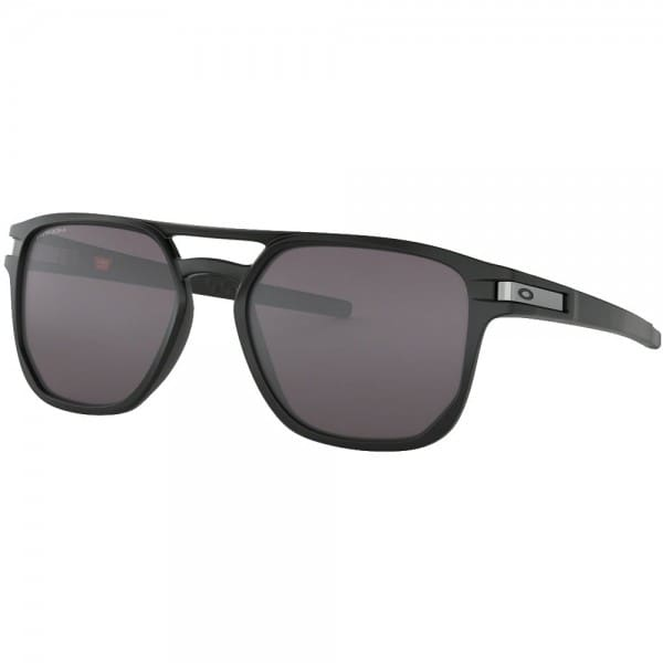 Oakley Latch Beta Matte Black Prizm Grey