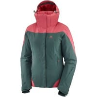 Salomon Icerocket Jacket Green Gables