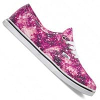 Vans Authentic Lo Pro Cosmic Cloud Black/Coral