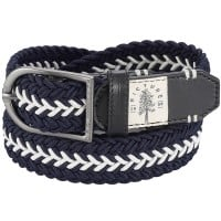 Picture Hollyday Belt Guertel Dark Blue Beige
