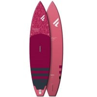 Fanatic Diamond Air Touring 11 6 SUP Pink Feather