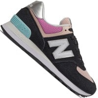 New Balance WL574SOS Black/Pink