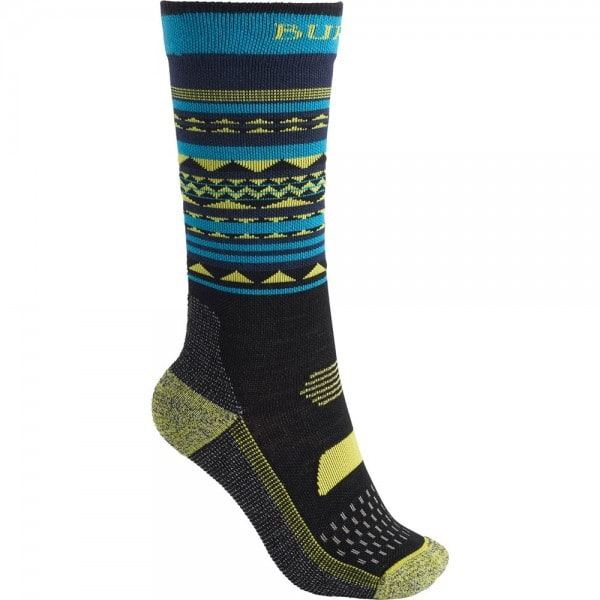 Burton Kids Performance Lightweight Sock True Black