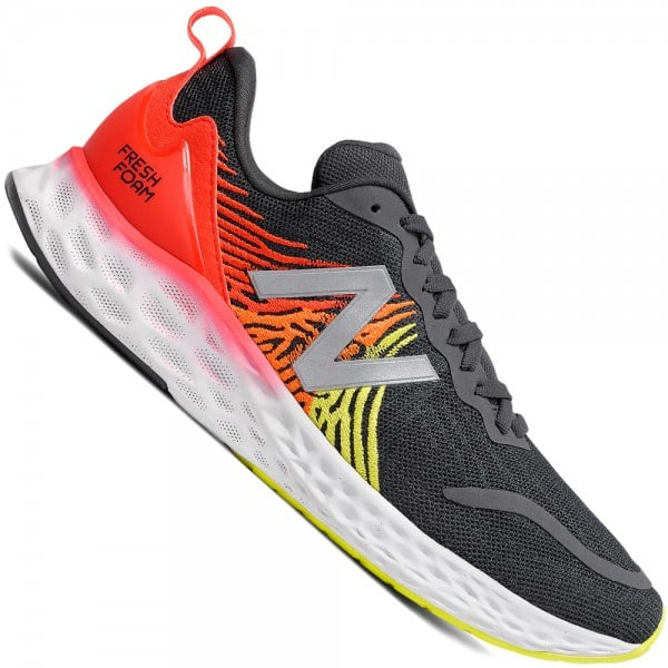 New Balance Fresh Foam Tempo Men Phantom/Neo Flame