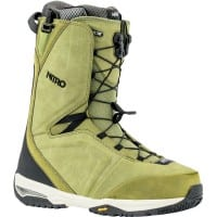 Nitro Team TLS Snowboardboots Two Tone Green - 2020