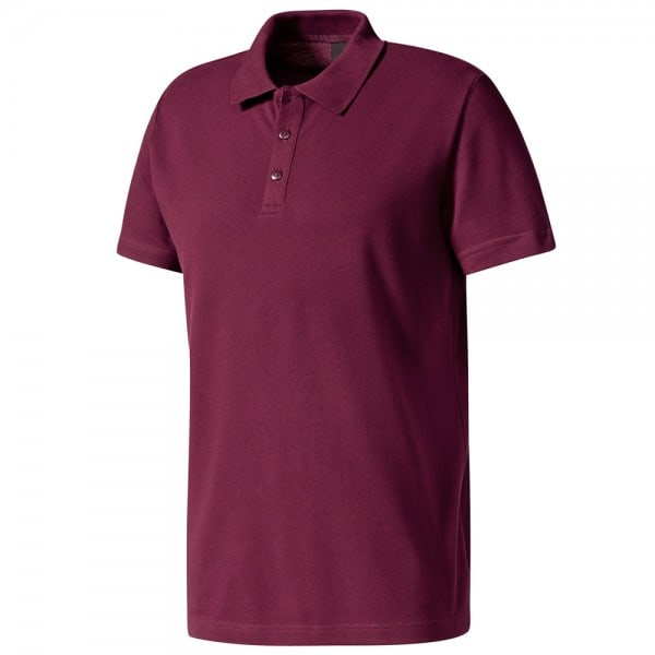 adidas Performance Essentials Base-Polo-Shirt Herren-Poloshirt Maroon