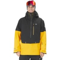 Picture Anton Jacket Black Yellow