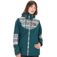 Picture Mineral Jacket Emerald