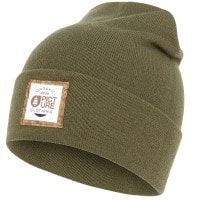 Picture Uncle Beanie Army Green