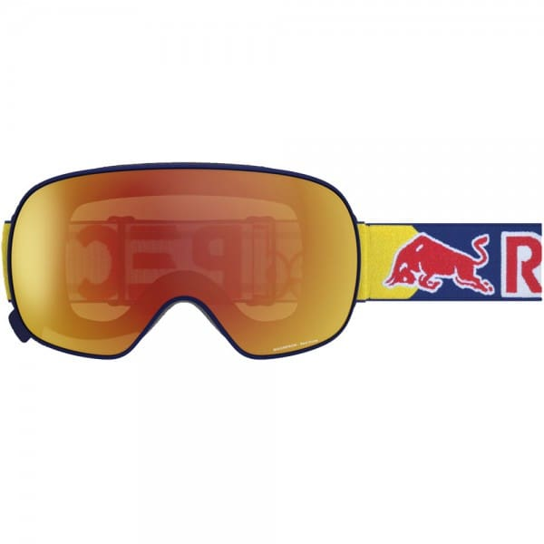 Spect Eyewear Red Bull Goggle Magnetron Dark Blue/Red Snow