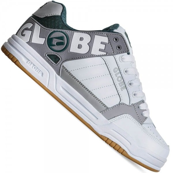 Globe Tilt 11311 White Grey Green