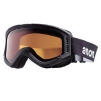 Anon Tracker Junior Snowboardbrille Black/Amber