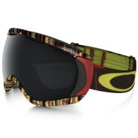 Oakley Canopy Snowboardbrille Stumped Rasta/Dark Grey