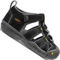 Keen Toddler Seacamp II CNX Sandalen Black/Yellow