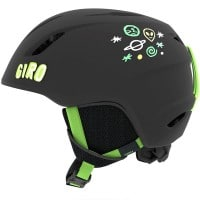 Giro S Launch Matte Black/Bright Green Alien