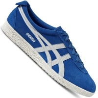 Onitsuka Tiger Mexico Delegation Unisex-Sneaker Blue/White