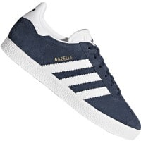 adidas Originals Gazelle J Collegiate Navy/White