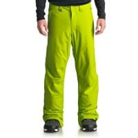 Quiksilver Estate Pant Herren-Snowboardhose Lime Green