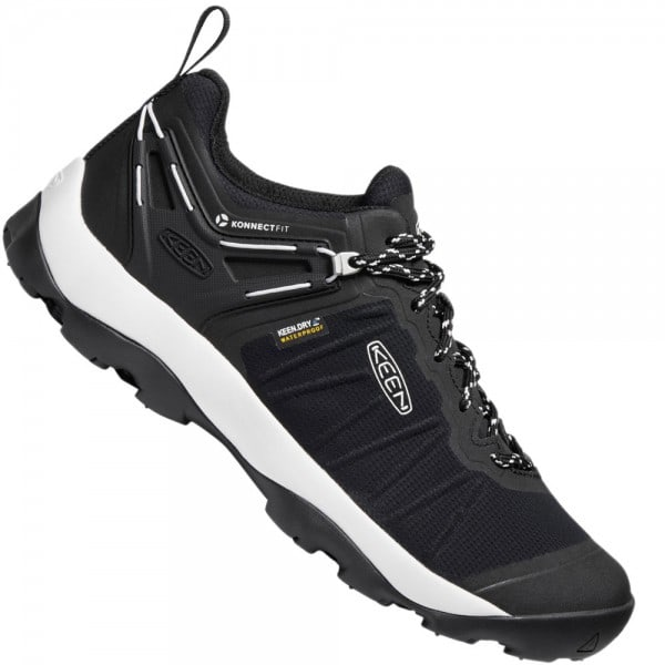 Keen Venture Waterproof Black Star White