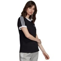 adidas Originals 3 Stripes Tee Black