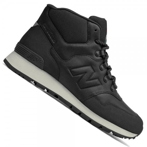 New Balance Herren-Winterschuhe Black