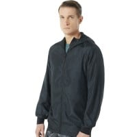Oakley Enhance Emboss Wind Jacket Herren-Jacke Blackout