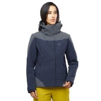 Salomon Icerocket Jacket Night Sky/Ebony