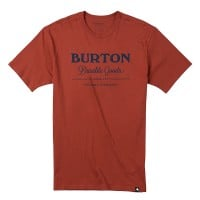 Burton Durable Goods Short Sleeve Herren-Shirt Bitters