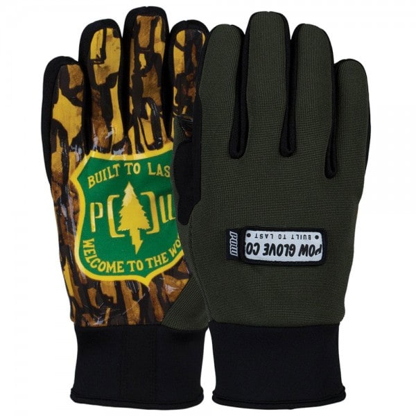 POW All Day Glove Snowboardhandschuhe Welcome