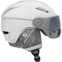 Salomon Icon2 Visor White