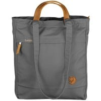 Fjaellraeven Totepack No1 Super Grey